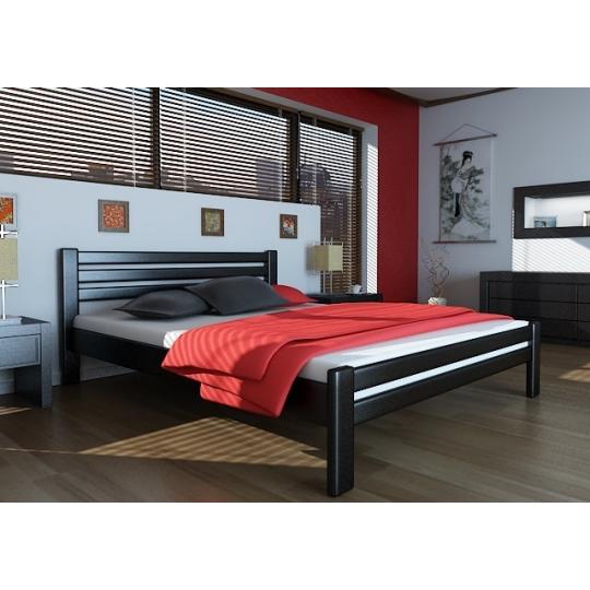 Кровать деревянная ПремьераStemma