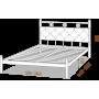 Кровать металлическая БеллаМеталлдизайн