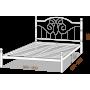 Кровать металлическая ОфелияМеталлдизайн
