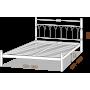 Кровать металлическая Тиффани Металлдизайн