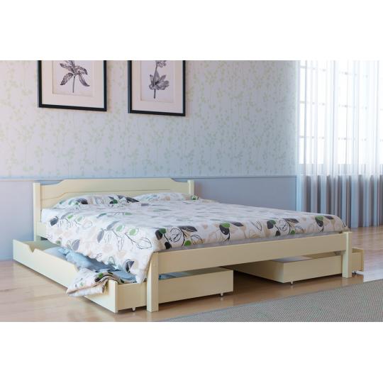Кровать деревянная Л-206Скиф