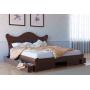 Кровать деревянная Л-217Скиф