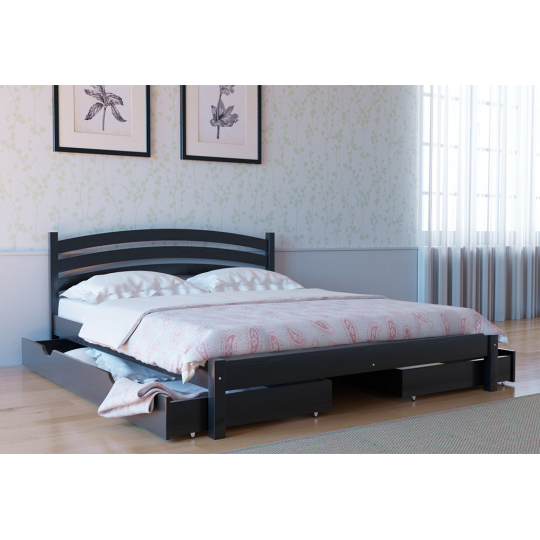 Кровать деревянная Л- 211Скиф