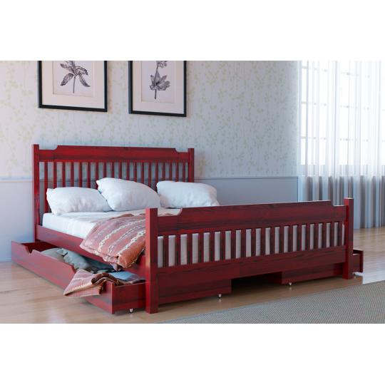 Кровать деревянная Л-212Скиф