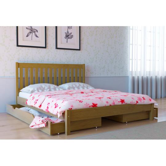 Кровать деревянная Л-202Скиф