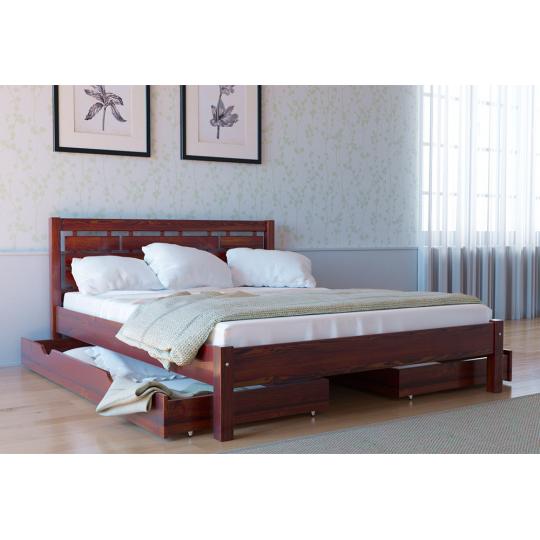 Кровать деревянная Л-219Скиф