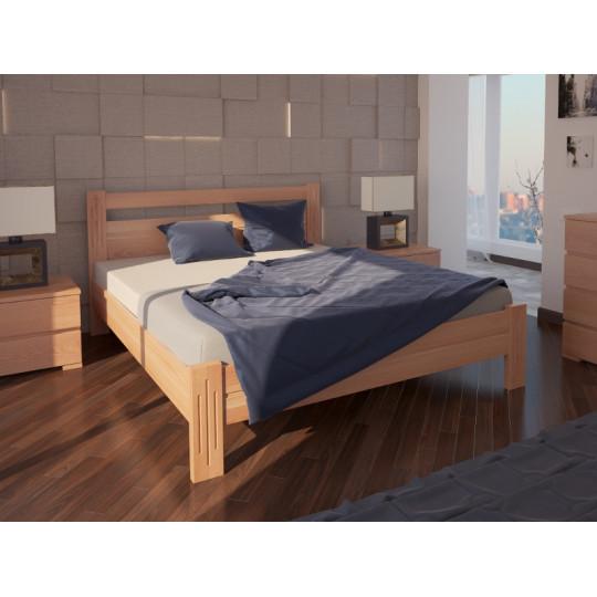 Кровать деревянная ВенаХМФ