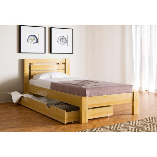 Кровать деревянная Л-122Скиф