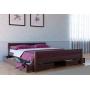 Кровать деревянная Л-220Скиф