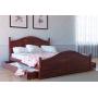 Кровать деревянная Л-203Скиф