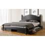 Кровать деревянная Л-228Скиф