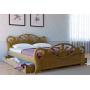 Кровать деревянная Л-222Скиф