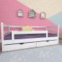 Кровать деревянная ТёмаMecano