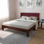 Кровать деревянная Квин ( Мекано)