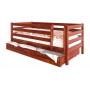 Кровать деревянная Л-135Скиф