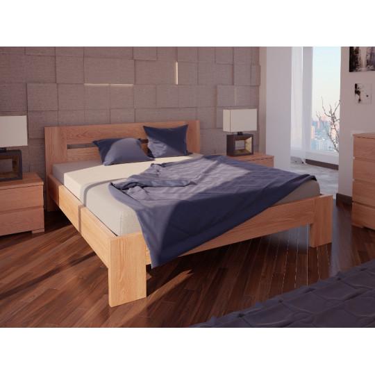 Кровать деревянная ЛондонХМФ
