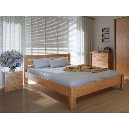 Кровать деревянная  Эко плюсMeblikoff