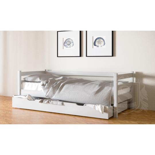 Кровать деревянная Л-117Скиф