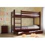 Кровать двухъярусная  Л-302Скиф
