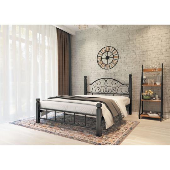 Кровать металлическая Анжелика Металлдизайн