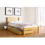 Кровать деревянная Л- 130Скиф