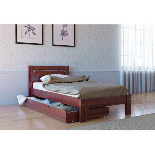 Кровать деревянная Л-110Скиф