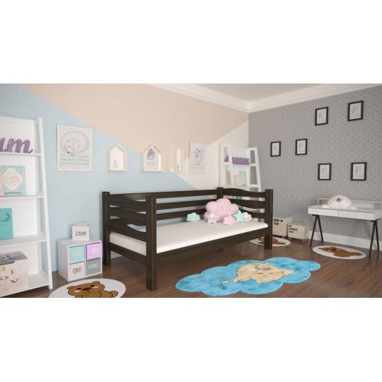 Кровать деревянная Делиция (Мекано)