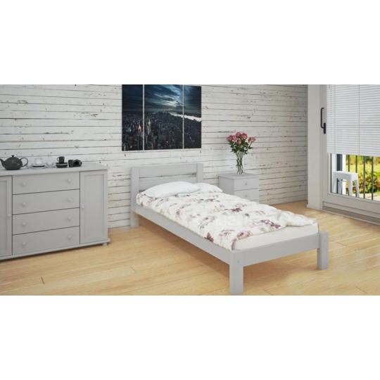Кровать деревянная  Л-107Скиф