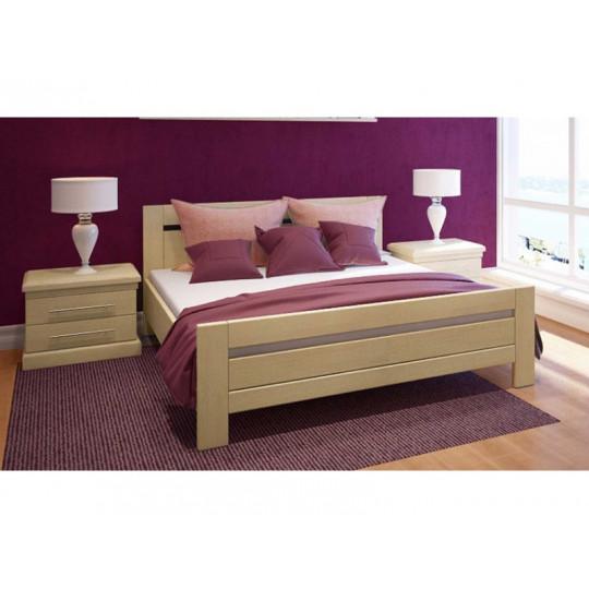 Кровать деревянная ГлорияART mebli