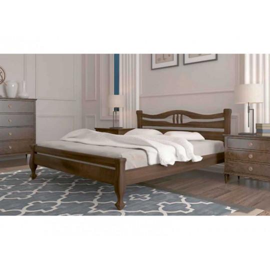 Кровать деревянная Даллас  (массив сосны)