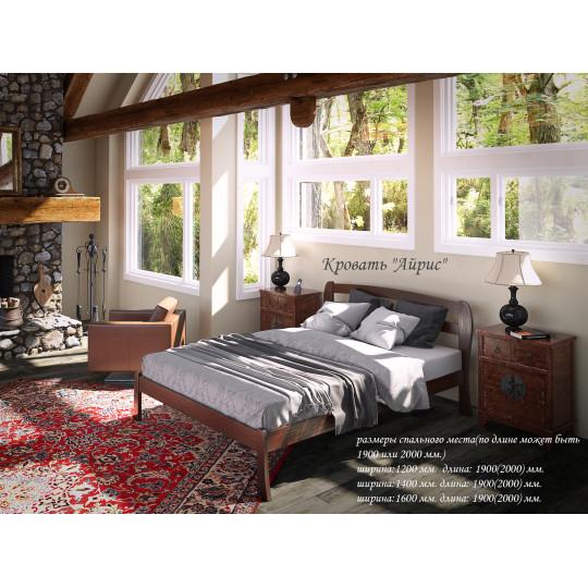 Кровать деревянная АйрисTENERO