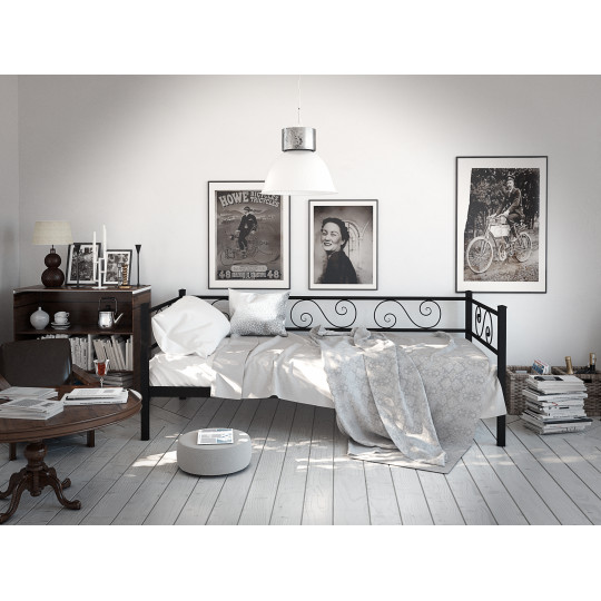 Кровать металлическая АмарантTENERO