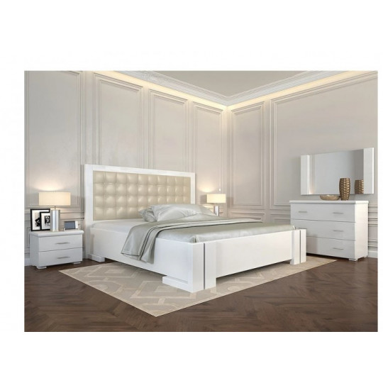 Кровать деревянная  Амбер ARBORDREV