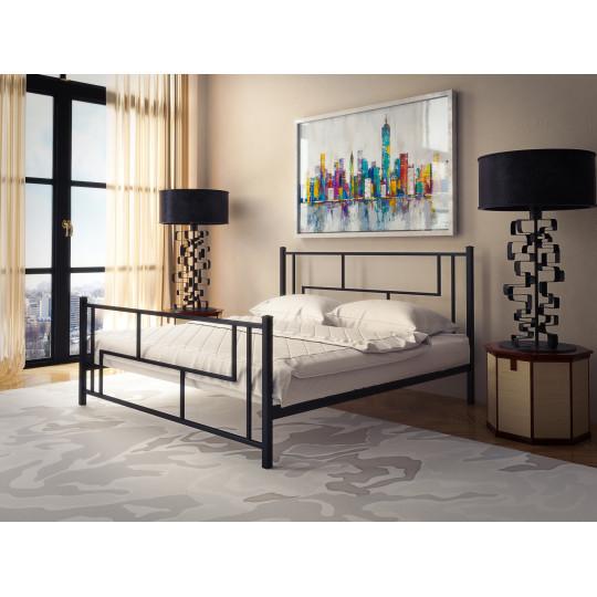 Кровать металлическая АмисTENERO