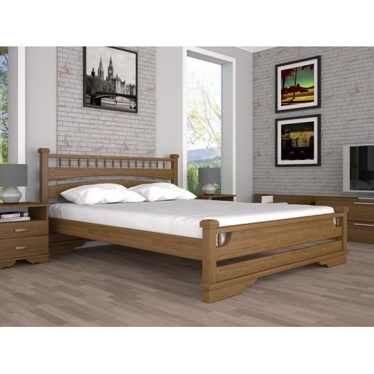 Кровать деревянная Атлант 1Тис