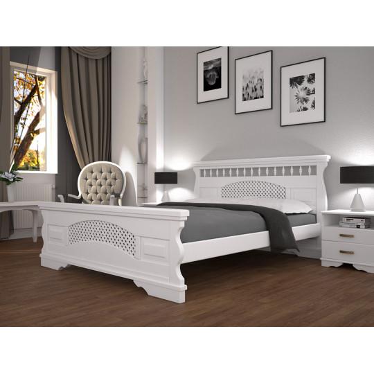 Кровать деревянная Атлант 23Тис