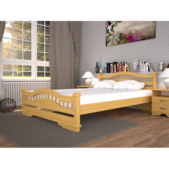 Кровать деревянная Атлант 7Тис