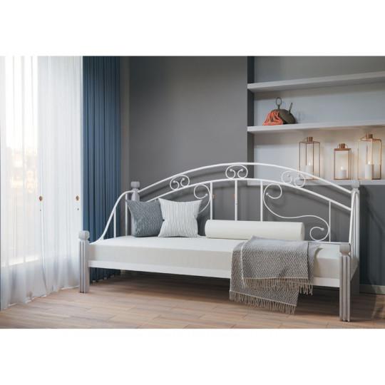 Кровать металлическая ОРФЕЙМеталлдизайн