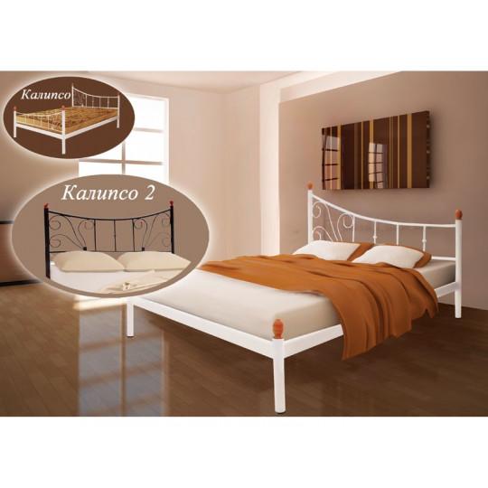 Кровать металлическая КалипсоМеталлдизайн