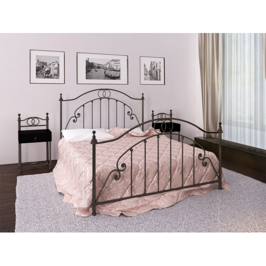 Кровать металлическая FirenzeМеталлдизайн