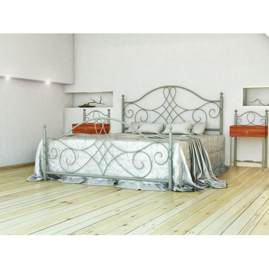 Кровать металлическая ParmaМеталлдизайн