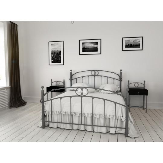 Кровать металлическая  Toskana ( Тоскана)Металлдизайн