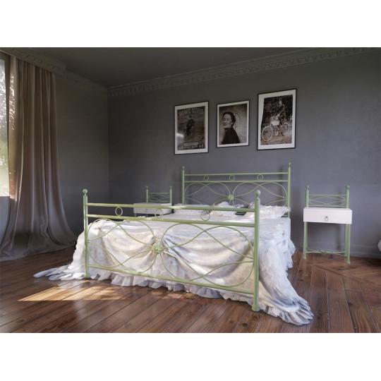 Кровать металлическая Vicenza Металлдизайн