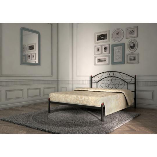 Кровать металлическая СКАРЛЕТМеталлдизайн
