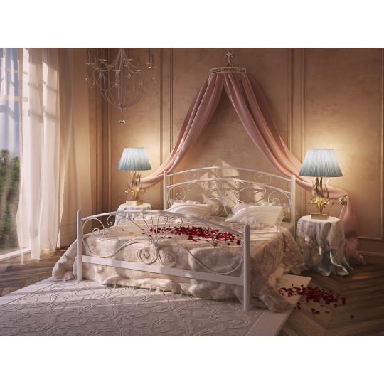 Кровать металлическая ДармераTENERO