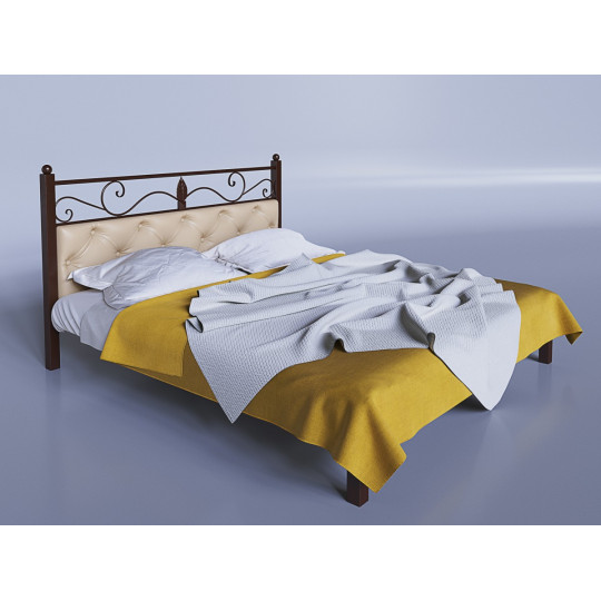Кровать металлическая Диасция