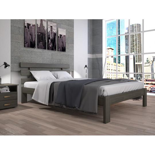 Кровать деревянная Домино 1Тис