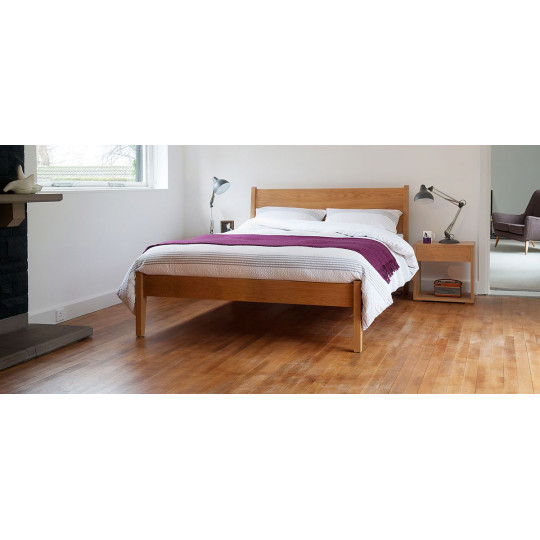 Кровать деревянная Фаворит-МART mebli