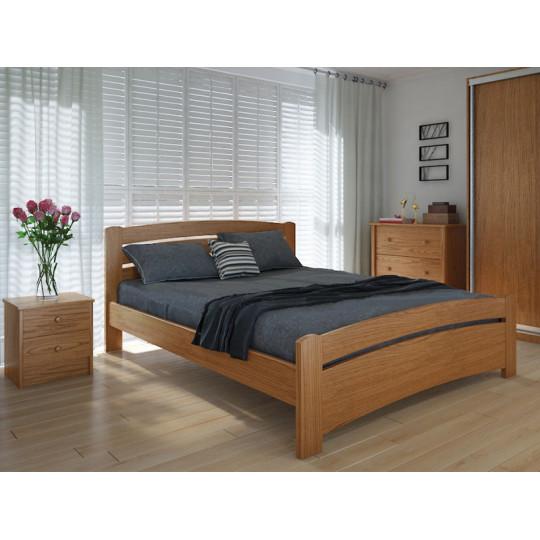 Кровать деревянная ГринMeblikoff