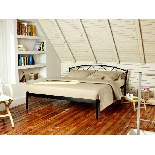 Кровать металлическая ЖасминМетакам